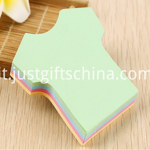 Promotional Novetly Shaped Sticky Notes_4