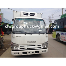 ISUZU Refrigerated Container Cold Room Van Truck
