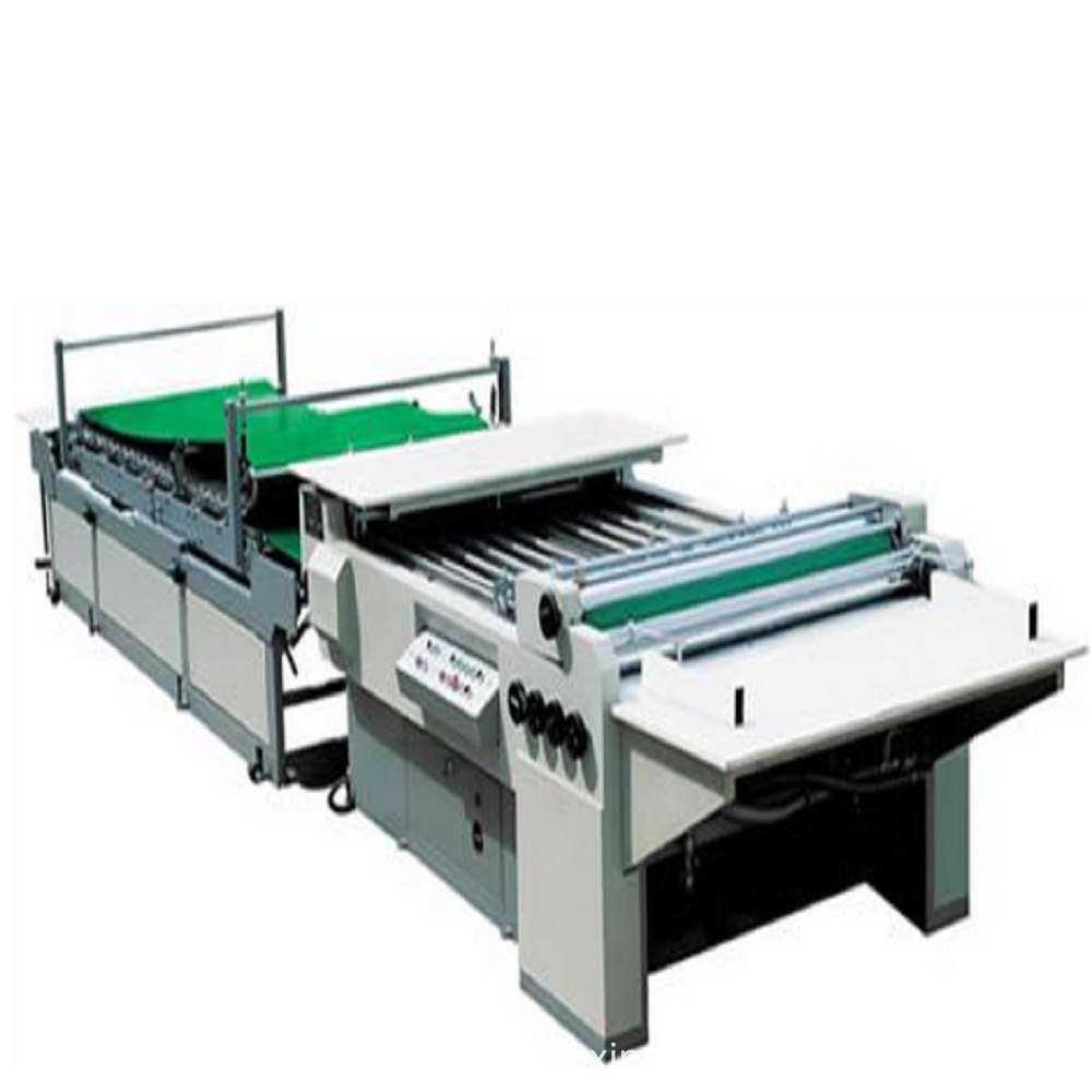 door lamination machine price