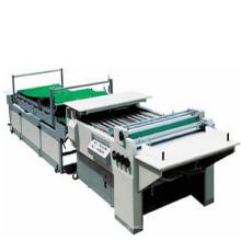 Machine de stratification de PVC