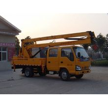 2018 New ISUZU aerial work platform lift truck