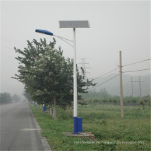 Hersteller Q235 5m High Steel Street Beleuchtung Pole