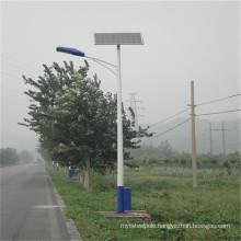 Manufacturer Q235 5m High Steel Street Lighting Pole