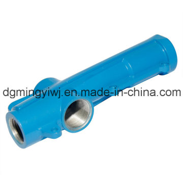 Chine Aluminium (ADC12) Moule à injection Die Casting Factory qui a approuvé ISO9001-2008