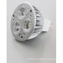 12V DC 3W MR 16 Led Spotlight E27 GU10 Led Spotlight