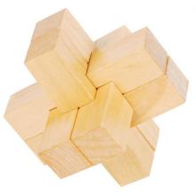 Крест стиль деревянные головоломки,роскошный стиль
