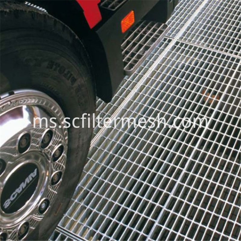 Galvanized Steel Grating