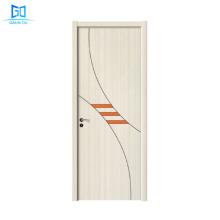GO-A101 flat exterior door bedroom house door design modern interior door