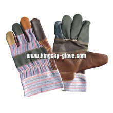 Dark Color Furniture Leather Working Glove
