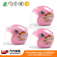 OEM Custom plastic Motorcycle helmet injection mould/High quality injection Motorcycle helmet plastic mold