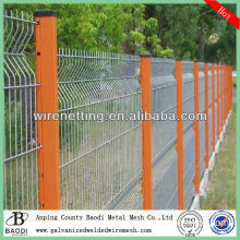 decorative welded low cost wire mesh fence panel