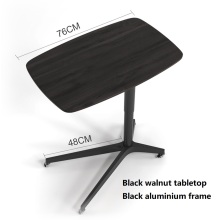 Nordic style laptop table