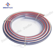 Hot selling PVC Braided Fiber Reinforced Plastic Hose