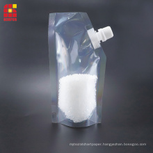 Spout Pouch Food Liquid Packaging Bag