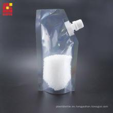 Boquilla Bolsa Bolsa de envasado de alimentos líquidos