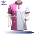 Mesh Fabric Polo T Shirts For Men
