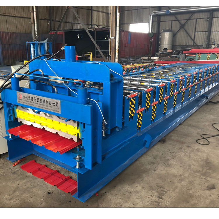Doube Layer Forming Machine
