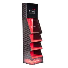 4 Bandejas de papel Bandejas de visualización Power Wing Sidekick Display Shelf