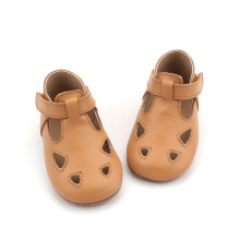 Bebê Clássico Novo Estilo Baby Dress Shoes Leather