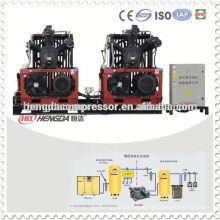 PET que sopla el compresor de aire de alta presión del compresor de aire de la máquina