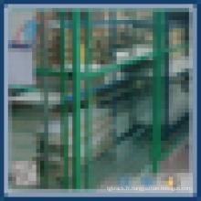 Isolation d'entrepôt Clôture de sécurité