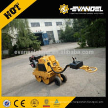0.8 Ton LUTONG Mini Hydraulic Static Vibratory Road Roller LTC08H