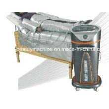 Presión de aire De-Toxin Pressotherapy Máquina de adelgazamiento infrarroja Presoterapia infrarroja Instrumento de belleza de detoxina linfático Presoterapia de infrarrojo lejano