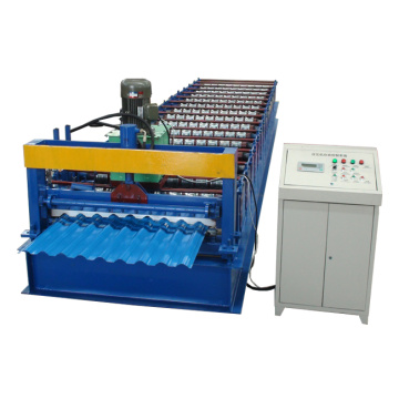 Tak Tile Roll Forming Machine