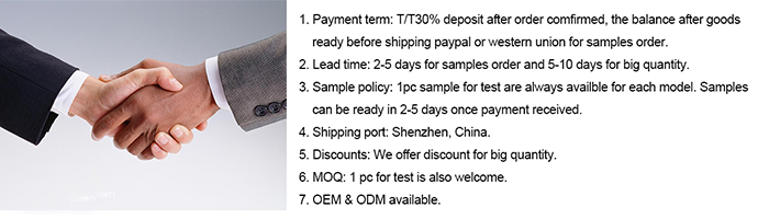 2G11 tube company payment policy
