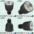 Foco de luz LED GU10 de 6W 3D COB Dimmable (S006-GU10)