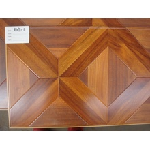 Popular Color Competitive Price Moasic HDF Laminate Flooring