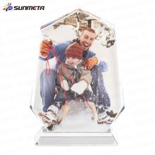 Foto de cristal de sublimación BXP01 140 * 195 * 40