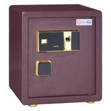 Los muebles caseros usaron la caja segura toda la caja segura de la caja de la huella digital de la caja segura elegante de acero