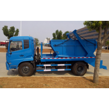 10 Ton skip refuse collection truck
