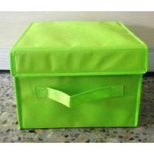 таможни Non сплетенная коробка хранения картона складывая