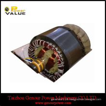 Stator and Rotor China 8500W Gasoline Generator Brushless DC Motor