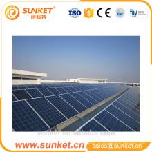 21-24% высокая эффективность ранга ячейки поликристаллических солнечных ячеек без Шинопровода