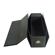 Corner Folding Wine Packaging Box