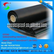 1.2mm1.5mm2mm bester Preis epdm wasserdichtes Material