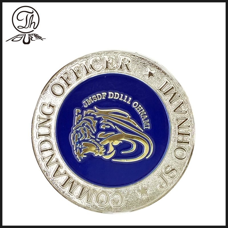 Zinc Alloy Masonic Metal Cheap Coin