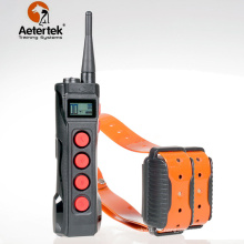 Zumbador remoto para perros con collar para mascotas Aetertek AT-919C