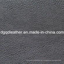 Gute elastische Qualitätsmöbel PVC-Leder (QDL-51549)