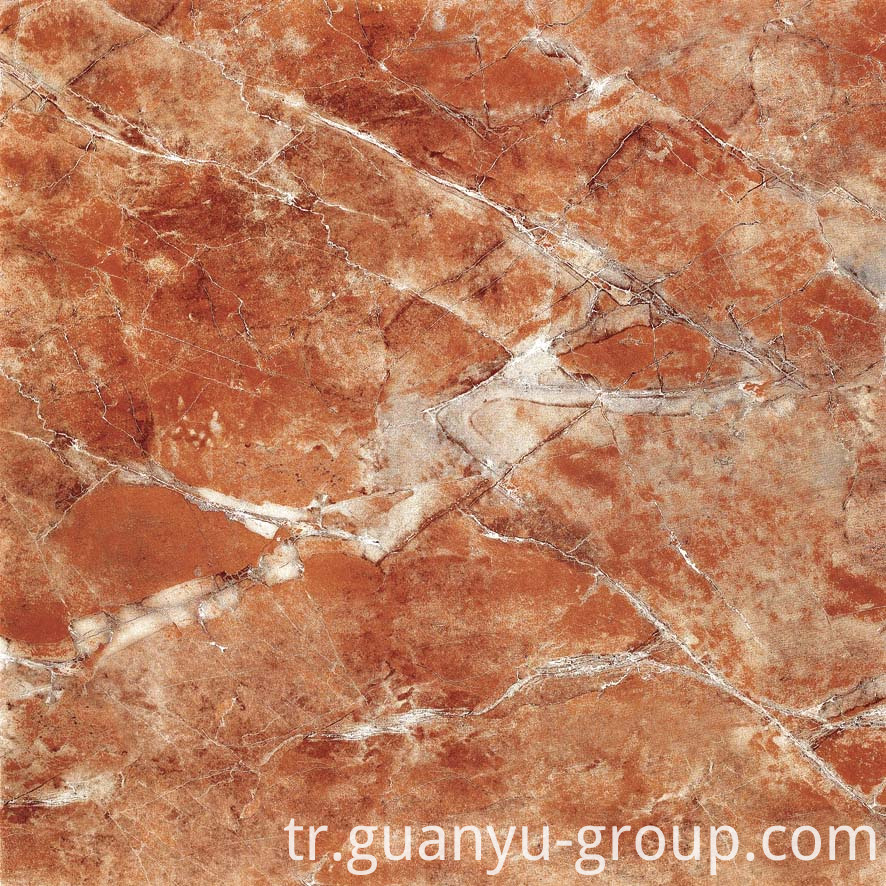 Red Micro Crystal Composite Panel Tile