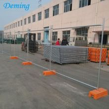 Eco Friendly Best Selling Portable Tempoary Safety Fence