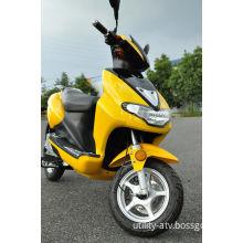 Disc Brakes Adult Electric Motorcycle Batteries Lithium , Highway