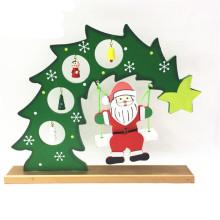 FQ marca yiwu árbol de navidad suministros de decoración