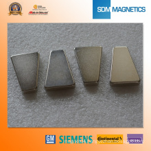 Huge Segment Rare Earth Pot Trapezoid Sintered NdFeB Magnets