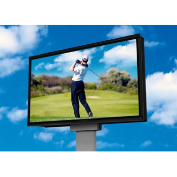 P6 Lightweight SMD2727 Outdoor Billboard LED Display