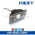"""E-marca Aprobación Faros delanteros de la cabeza de vehículos de carretera Luz 4 """"X6"""" de alta / baja luz de la cabeza del faro"""