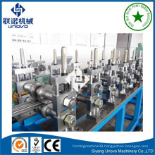 steel sile supermarket goods shelf roll forming machine